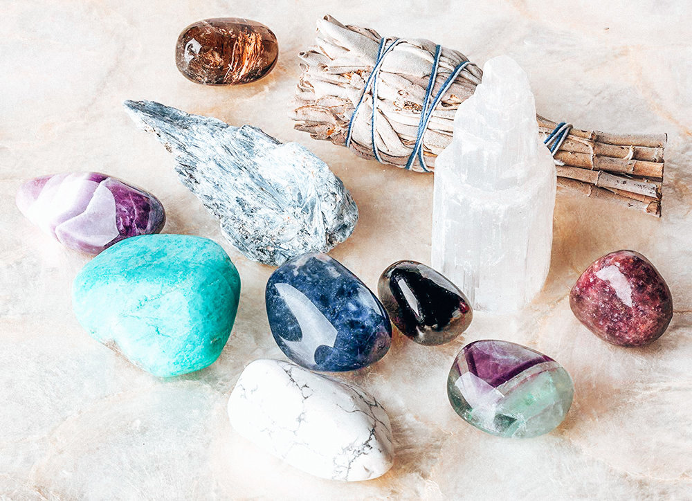 Crystals For Anxiety and Stress