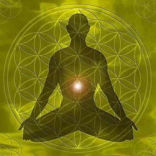 Solar Plexus Chakra on Body