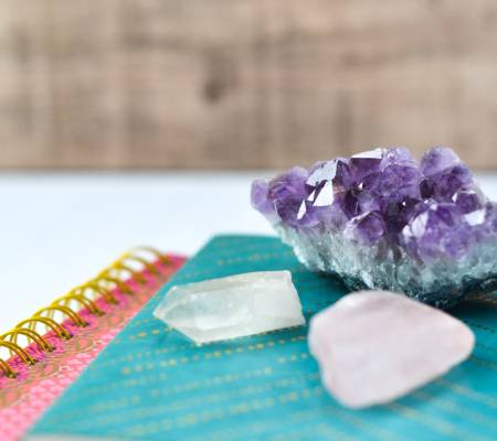 Crystals on a Journal